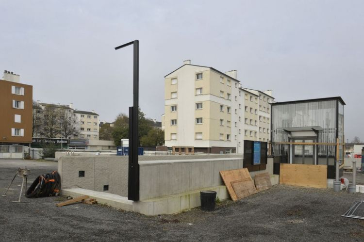 Station Cleunay - © Jean-Louis Aubert - <small>16/11/2017</small>