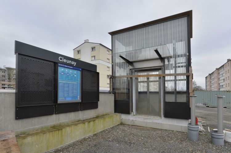 Station Cleunay - © Jean-Louis Aubert - <small>20/02/2018</small>