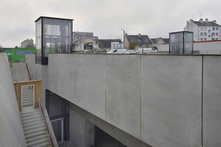 Station Joliot-Curie - Chateaubriand - © Jean-Louis Aubert - <small>11/12/2018</small>