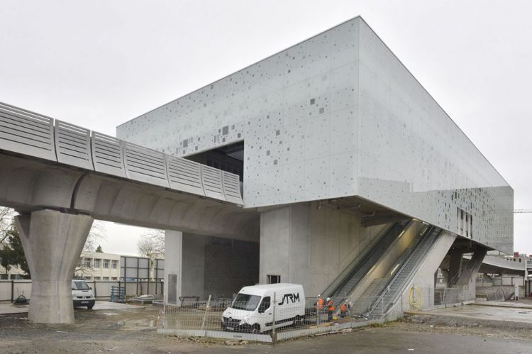 Station Atalante - © JL Aubert - <small>30/01/2019</small>