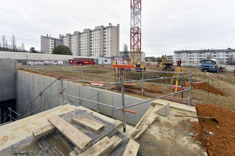 Parc relais Les Gayeulles - © Jean-Louis Aubert - <small>15/03/2019</small>