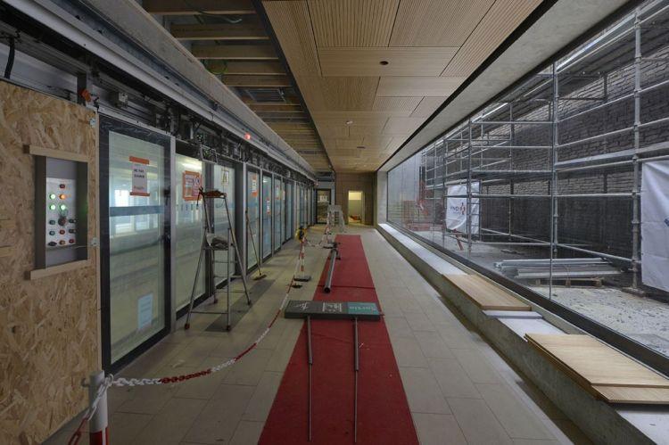 Station La Courrouze - © JL Aubert - <small>02/07/2019</small>