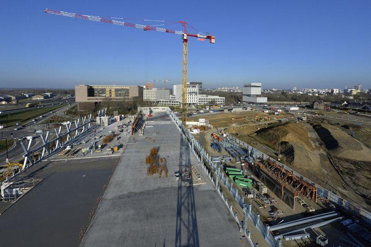 Parc relais Saint-Jacques - Gaîté - Jean-Louis Aubert - <small>21/01/2020</small>