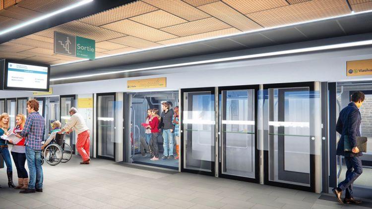 Station La Courrouze - © Artefacto