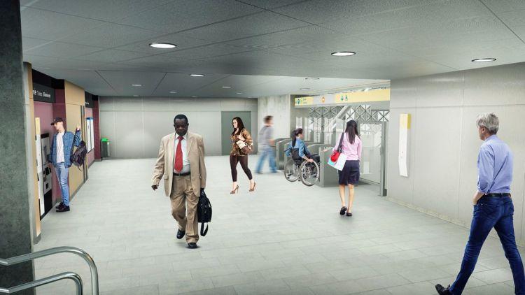 Station Saint-Germain - © Artefacto