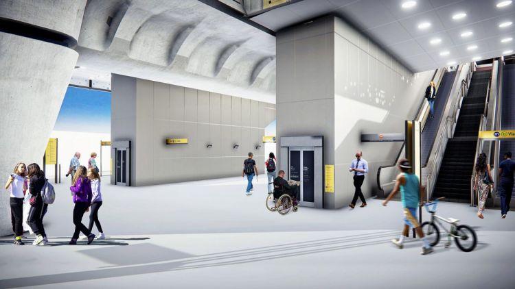 Station Atalante - © Artefacto