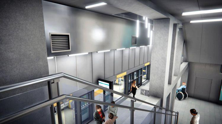 Station Jules Ferry - Visite virtuelle 3D