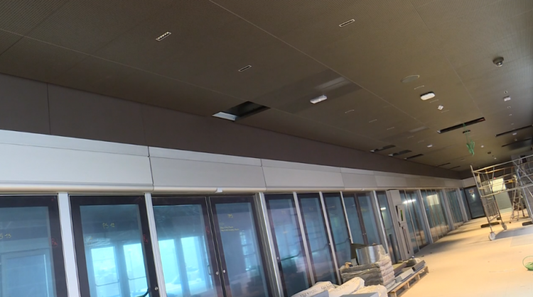 Station Joliot-Curie - Chateaubriand - Septembre 2020 - Aménagements extérieurs