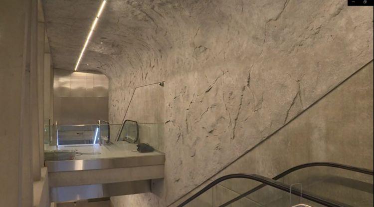Station Jules Ferry - Novembre 2020 - Poursuite du second oeuvre