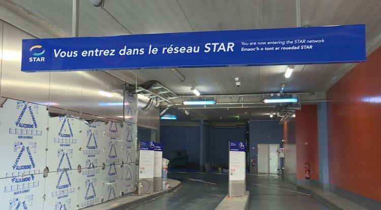 Parc Relais Les Gayeulles - Décembre 2020 - Fin du second oeuvre