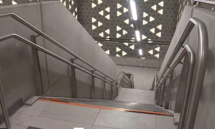 Station Colombier - Janvier 2021 - Finition du second oeuvre