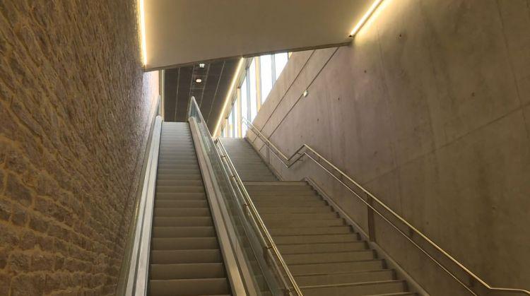 Station La Courrouze - Février 2021 - Aménagements extérieurs et finition du second oeuvre