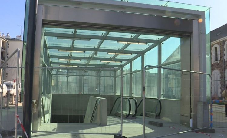 Station Mabilais - Février 2021 - Finition du second oeuvre