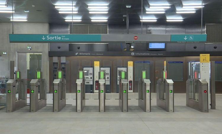 Station Jules Ferry - Mai 2021 - Nettoyage de la station